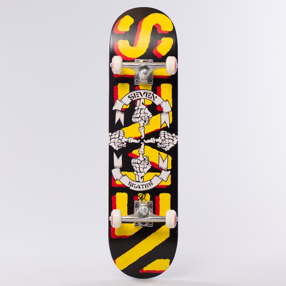 Seven Complete Fingers